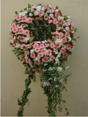 Van çiçek siparişi vermek  cenaze çiçek , cenaze çiçegi çelenk  Van çiçek gönderme