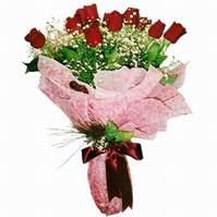 Van çiçek siparişi sitesi  12 adet kirmizi kalite gül