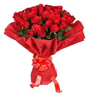 41 adet gülden görsel buket  Van çiçek satışı