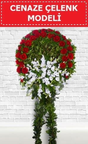 Cenaze Çelengi cenaze çiçeği  Van çiçekçi telefonları