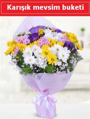 Karışık Kır Çiçeği Buketi  Van güvenli kaliteli hızlı çiçek
