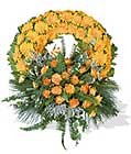 cenaze çiçegi celengi cenaze çelenk çiçek modeli  Van çiçek gönderme sitemiz güvenlidir