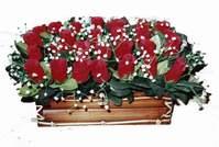 yapay gül çiçek sepeti   Van çiçek siparişi vermek