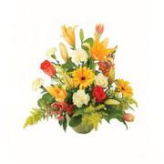 karisik renkli çiçekler tanzim   Van çiçek gönderme sitemiz güvenlidir