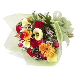 karisik mevsim buketi   Van online çiçekçi , çiçek siparişi