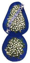 Van çiçek online çiçek siparişi  2,2 m. Boyunda tek katli ayakli sepet.
