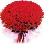 Van online çiçekçi , çiçek siparişi  1001 adet kirmizi gülden çiçek tanzimi