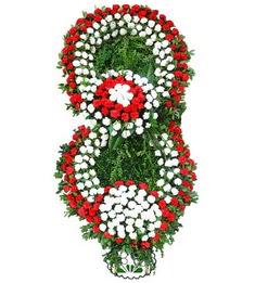 Görsel Cenaze çiçek , cenaze çiçek , çelengi  Van uluslararası çiçek gönderme