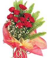 11 adet kaliteli görsel kirmizi gül  Van çiçek satışı