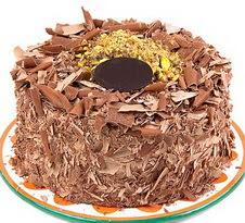 çikolatali 4 ile 6 kisilik yas pasta  Van çiçek servisi , çiçekçi adresleri