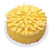 Muzlu pasta 4 ile 6 kisilik yas pasta  Van çiçekçi telefonları