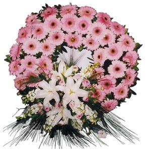 Cenaze çelengi cenaze çiçekleri  Van çiçek siparişi vermek
