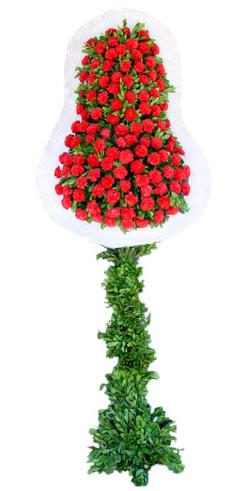 Dügün nikah açilis çiçekleri sepet modeli  Van İnternetten çiçek siparişi
