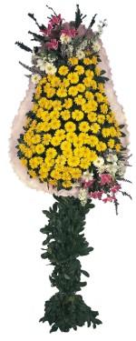 Dügün nikah açilis çiçekleri sepet modeli  Van çiçek satışı