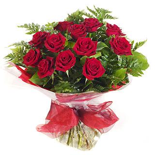 Ucuz Çiçek siparisi 11 kirmizi gül buketi  Van çiçek online çiçek siparişi