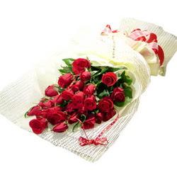 Çiçek gönderme 13 adet kirmizi gül buketi  Van çiçek satışı