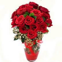 Van çiçek siparişi sitesi   9 adet kirmizi gül
