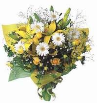 Van ucuz çiçek gönder  Lilyum ve mevsim çiçekleri