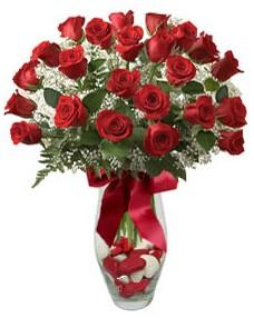 17 adet essiz kalitede kirmizi gül  Van çiçek mağazası , çiçekçi adresleri