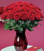 Van çiçek online çiçek siparişi  11 adet Vazoda Gül sevenler için ideal seçim