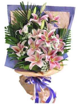 7 dal kazablankadan görsel buket  Van kaliteli taze ve ucuz çiçekler