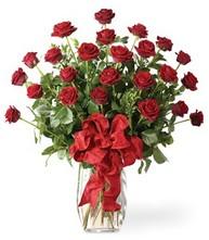Sevgilime sıradışı hediye güller 24 gül  Van 14 şubat sevgililer günü çiçek