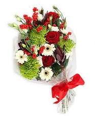 Kız arkadaşıma hediye mevsim demeti  Van online çiçek gönderme sipariş