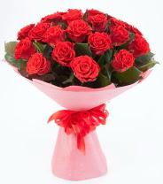 12 adet kırmızı gül buketi  Van çiçek siparişi sitesi