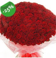 151 adet sevdiğime özel kırmızı gül buketi  Van çiçek siparişi sitesi