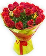 19 Adet kırmızı gül buketi  Van çiçek siparişi vermek