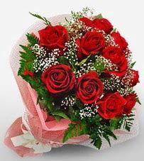 12 adet kırmızı güllerden kaliteli gül  Van çiçek siparişi vermek