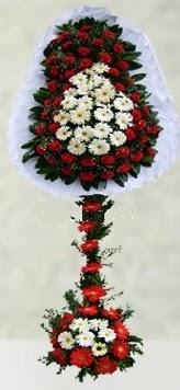 Van internetten çiçek satışı  çift katlı düğün açılış çiçeği
