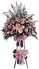 Van güvenli kaliteli hızlı çiçek   Ferforje Pembe kazablanka