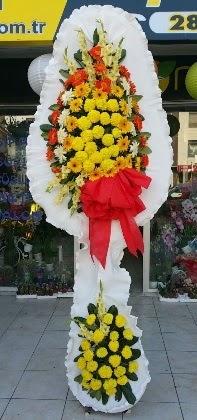 Çift katlı düğün nikah açılış çiçeği  Van güvenli kaliteli hızlı çiçek