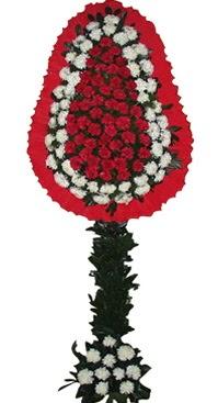 Çift katlı düğün nikah açılış çiçek modeli  Van çiçekçi mağazası