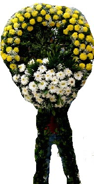 Cenaze çiçek modeli  Van internetten çiçek siparişi