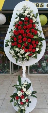 2 katlı nikah çiçeği düğün çiçeği  Van çiçek gönderme