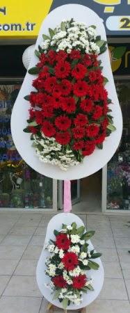 Çift katlı düğün nikah işyeri açılış çiçeği  Van İnternetten çiçek siparişi