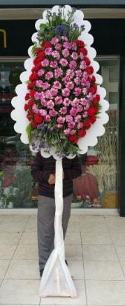 Tekli düğün nikah açılış çiçek modeli  Van çiçek satışı