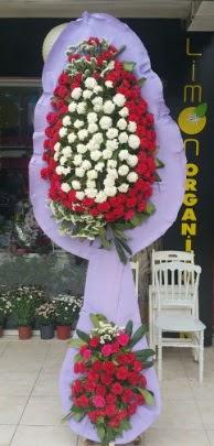 Çift katlı işyeri açılış çiçek modeli  Van ucuz çiçek gönder