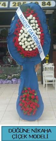 Düğüne nikaha çiçek modeli  Van çiçek satışı