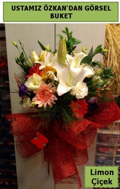 Karışık görsel mevsim çiçeği  Van ucuz çiçek gönder