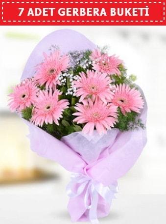 Pembe Gerbera Buketi  Van çiçek , çiçekçi , çiçekçilik