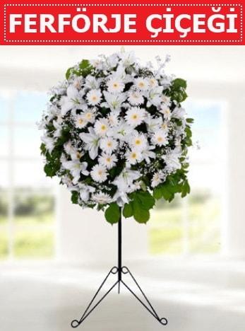 Ferförje aranjman çiçeği  Van ucuz çiçek gönder