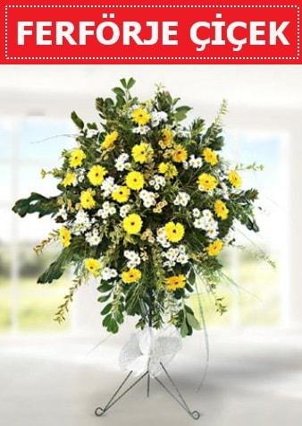 Ferförje çiçeği modeli  Van çiçek gönderme sitemiz güvenlidir