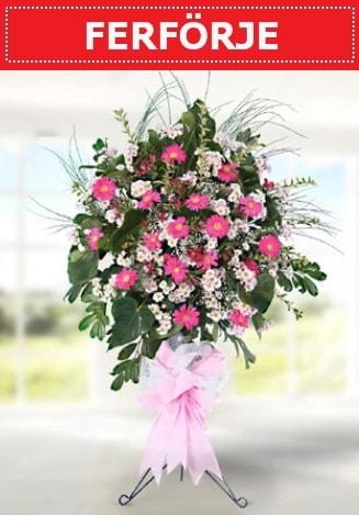 Ferförje düğün nikah açılış çiçeği  Van çiçek yolla